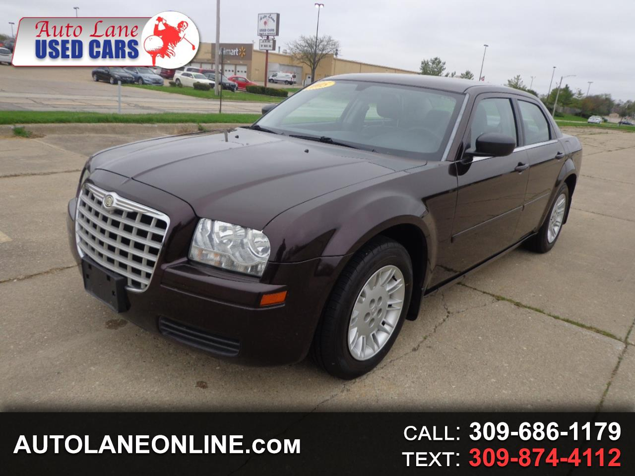 Chrysler 300 4dr Sdn 300 *Ltd Avail* 2005