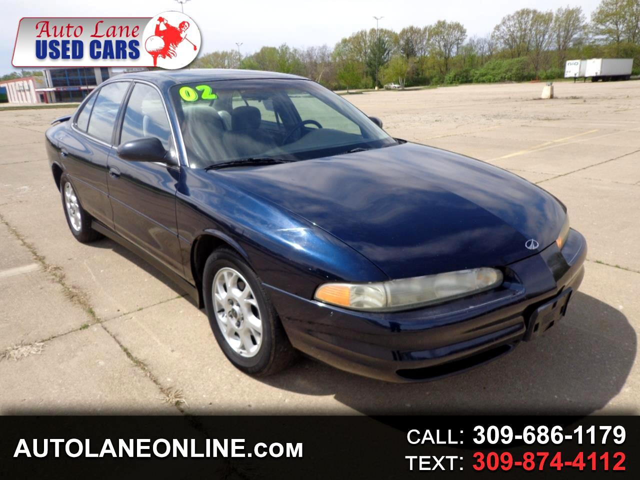 Oldsmobile Intrigue 4dr Sdn GX 2002