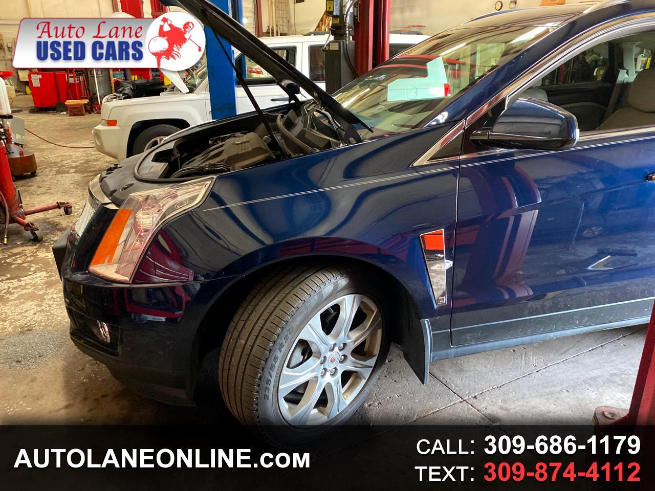 Cadillac SRX FWD 4dr Premium Collection 2011