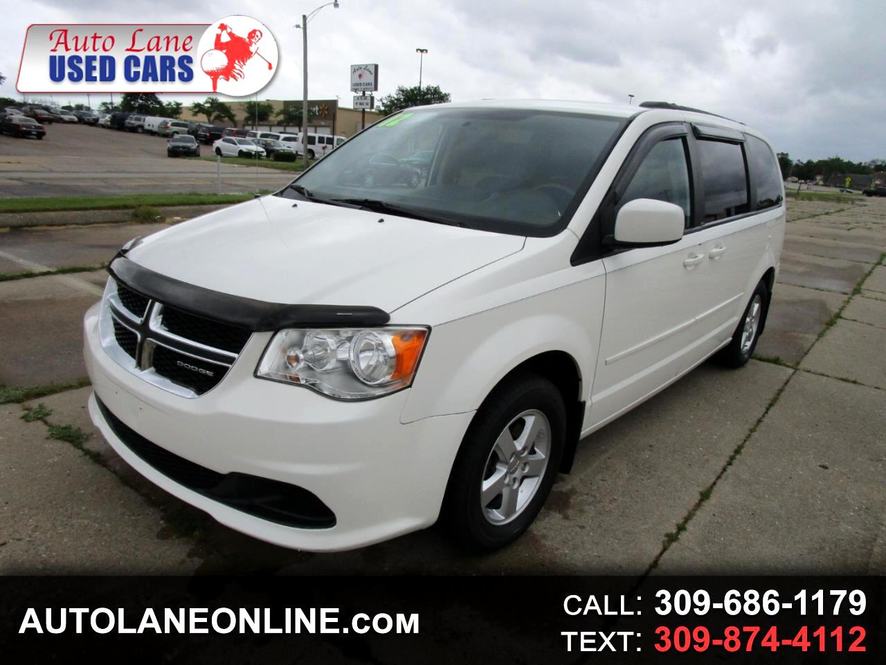 Dodge Grand Caravan 4dr Wgn SXT 2012