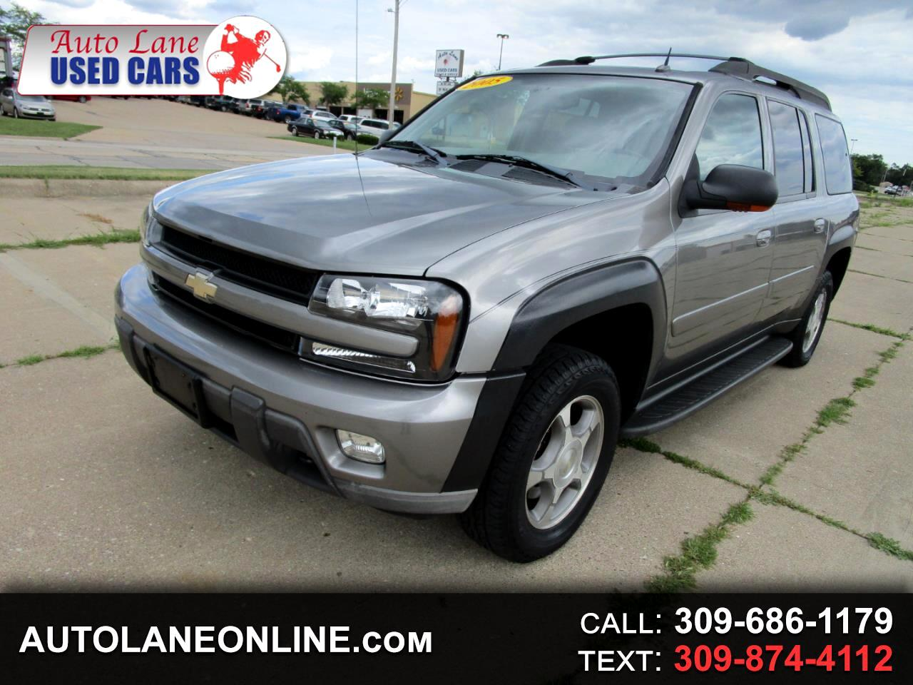 Chevrolet TrailBlazer 4dr 4WD EXT LT 2005