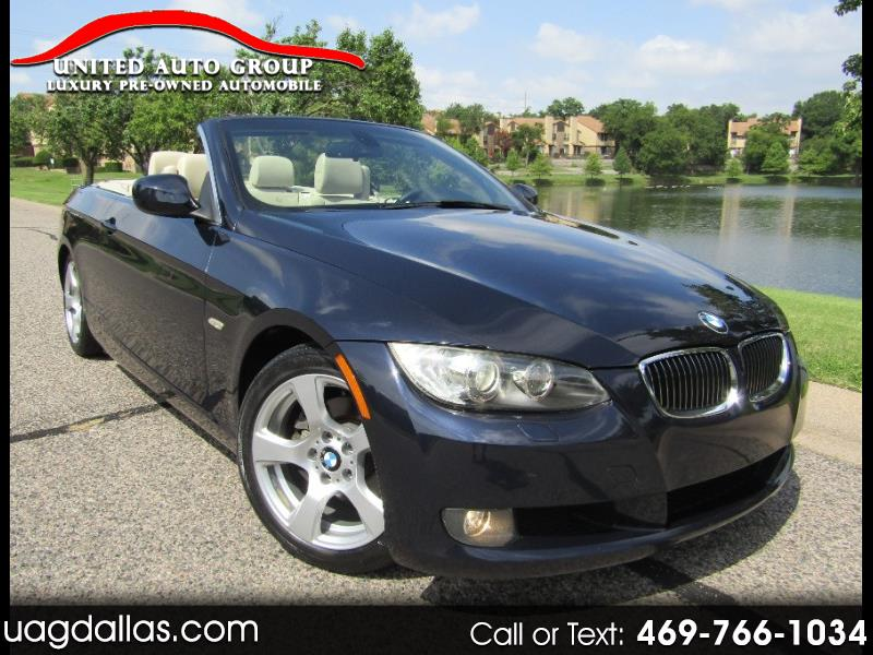 2010 BMW 3 Series 2dr Conv 328i