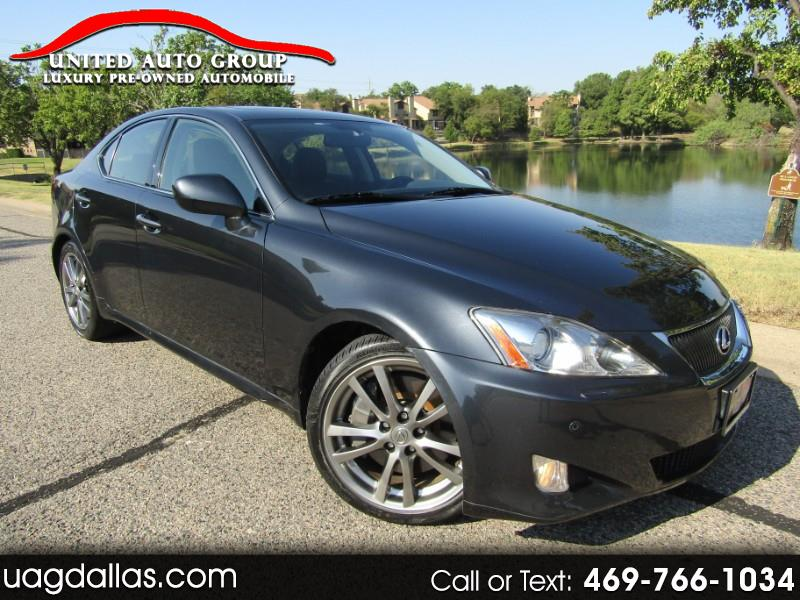 2008 Lexus IS 350 4dr Sport Sdn Auto