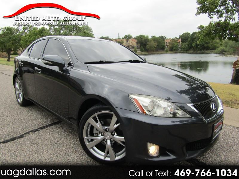 2009 Lexus IS 250 4dr Sport Sdn Auto RWD