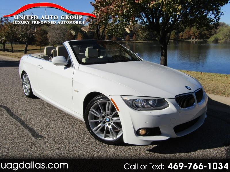 2013 BMW 3 Series 2dr Conv 335i