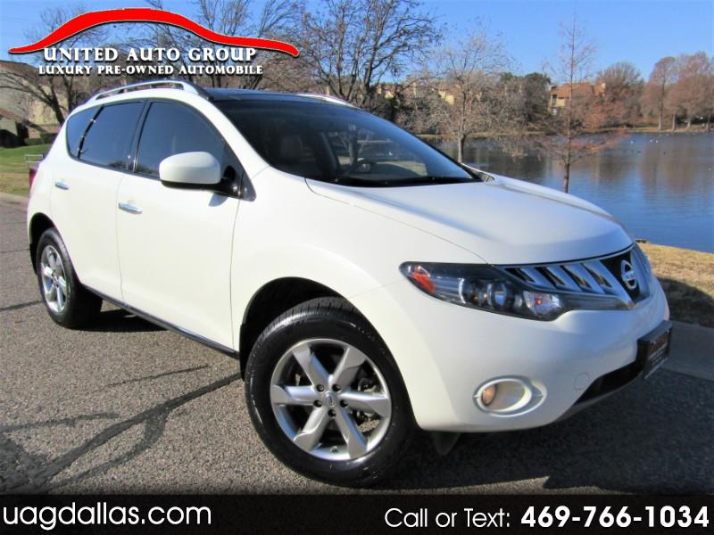 Nissan Murano 2WD 4dr SL 2010