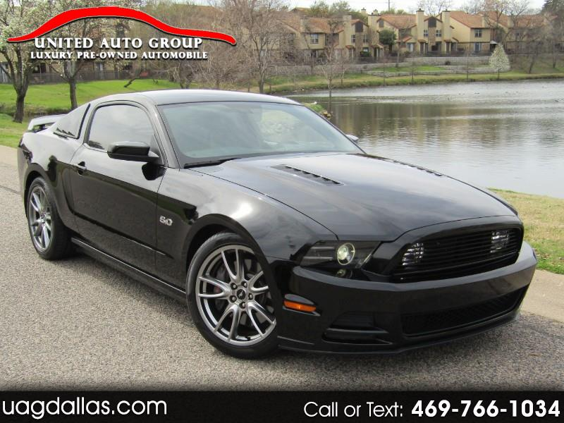 Ford Mustang 2dr Cpe Boss 302 2014