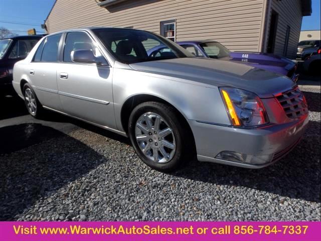 2010 Cadillac DTS Premium w/ Navi