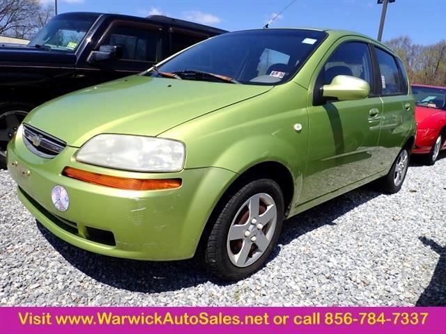 2005 Chevrolet Aveo Special Value 5-Door