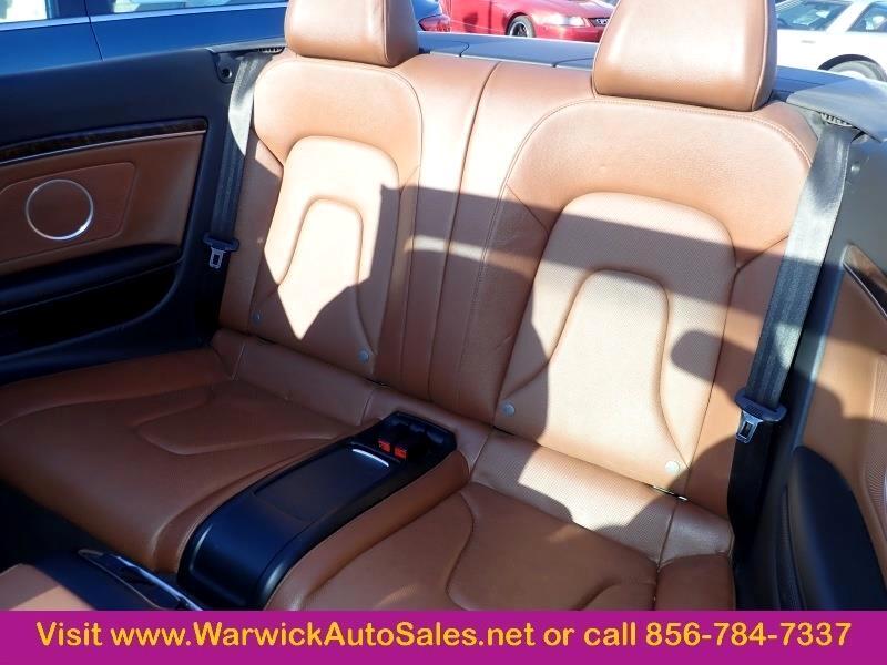 Audi A5 Cabriolet 2.0T quattro Tiptronic 2010