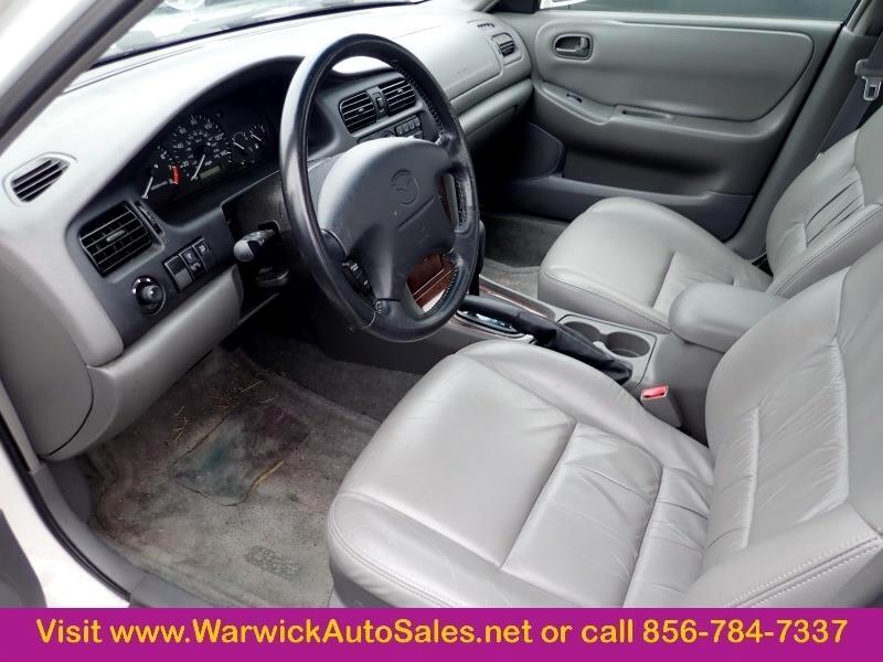 1999 Mazda 626 ES V6