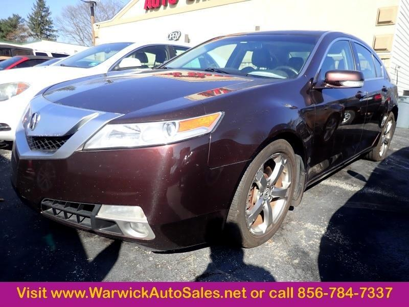 2009 Acura TL 5-Speed AT SH-AWD