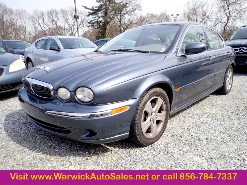 2002 Jaguar X-Type 3.0