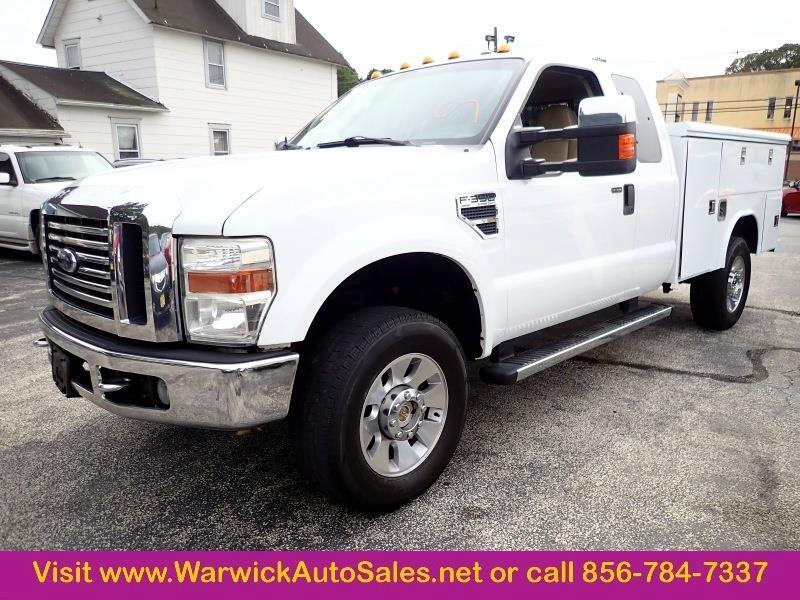 2009 Ford F-350 SD Lariat SuperCab 4WD
