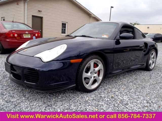 2001 Porsche 911 2 Dr Turbo AWD Coupe
