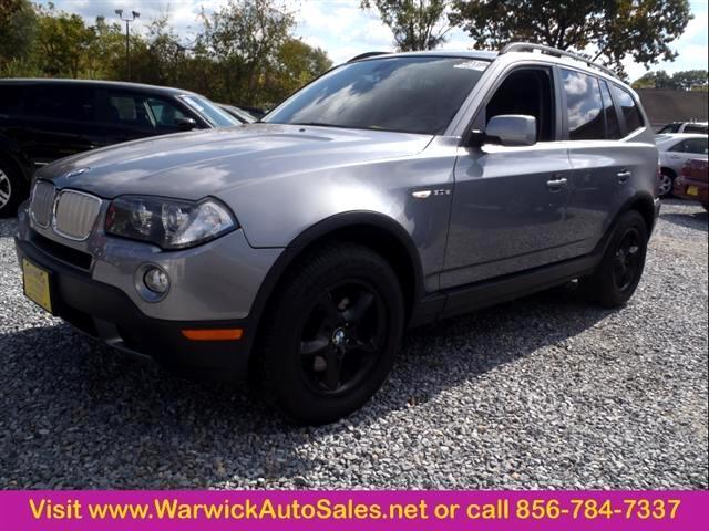 2007 BMW X3 3.0si 4dr SUV AWD