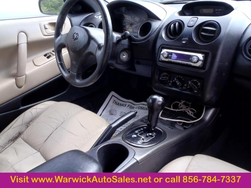 2002 Dodge Stratus 2 Dr R/T Coupe