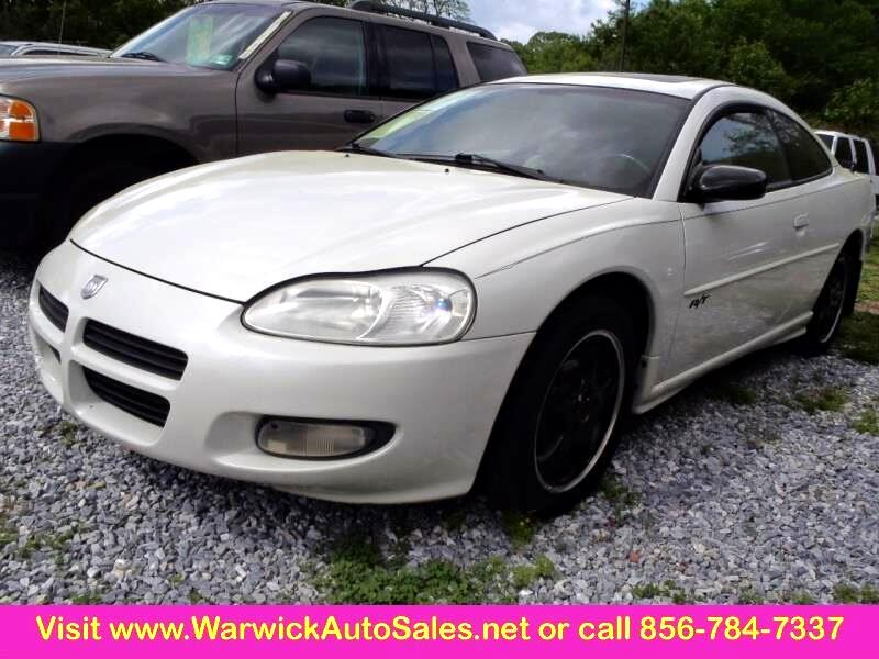 2002 Dodge Stratus 2 Dr R/T Coupe