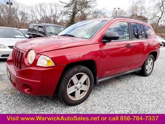 2007 Jeep Compass Sport 4dr SUV 4WD