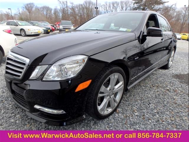 2012 Mercedes-Benz E-Class AWD E350 Luxury 4MATIC 4dr Sedan