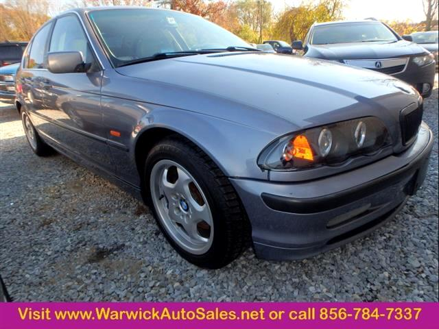 1999 BMW 3 Series 328i 4dr Sedan
