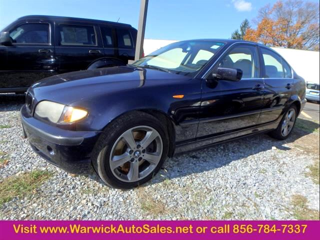2005 BMW 3 Series AWD 330xi 4dr Sedan