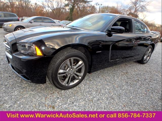 2014 Dodge Charger AWD R/T Max 4dr Sedan