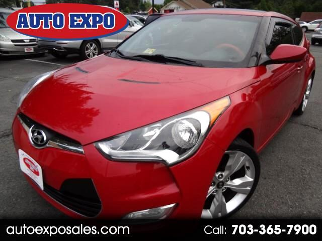 2013 Hyundai Veloster RE;MIX