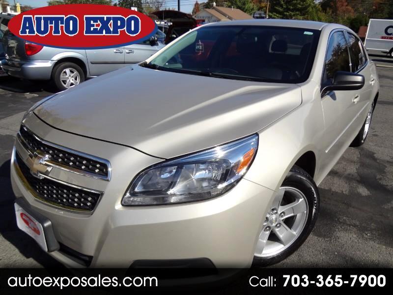 2013 Chevrolet Malibu 1LT Eco
