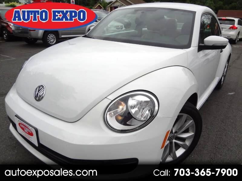 2015 Volkswagen Beetle 1.8T Classic Auto