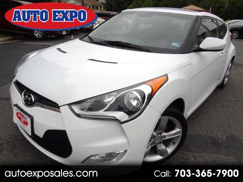 2014 Hyundai Veloster 3dr Cpe Auto RE:MIX