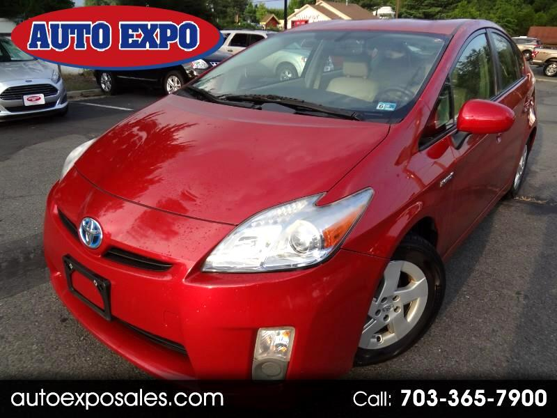 2011 Toyota Prius 5dr HB Three Touring (Natl)