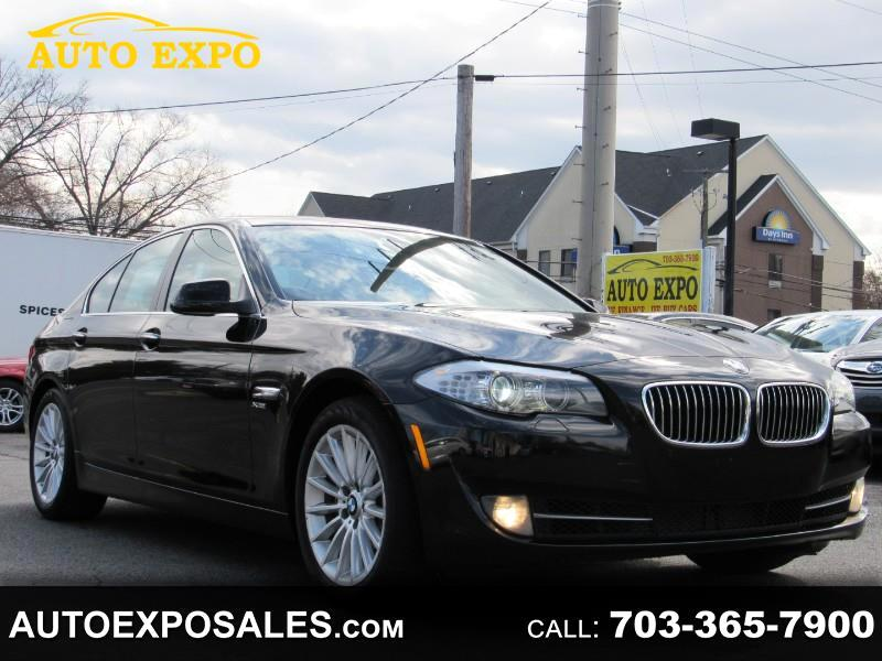 BMW 5-Series 535i xDrive 2011