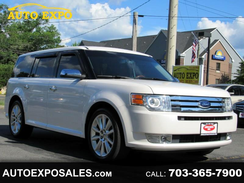 Ford Flex Limited FWD 2010