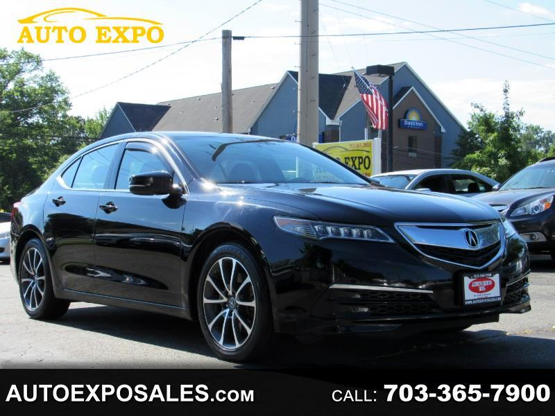 Acura TLX 9-Spd AT 2015