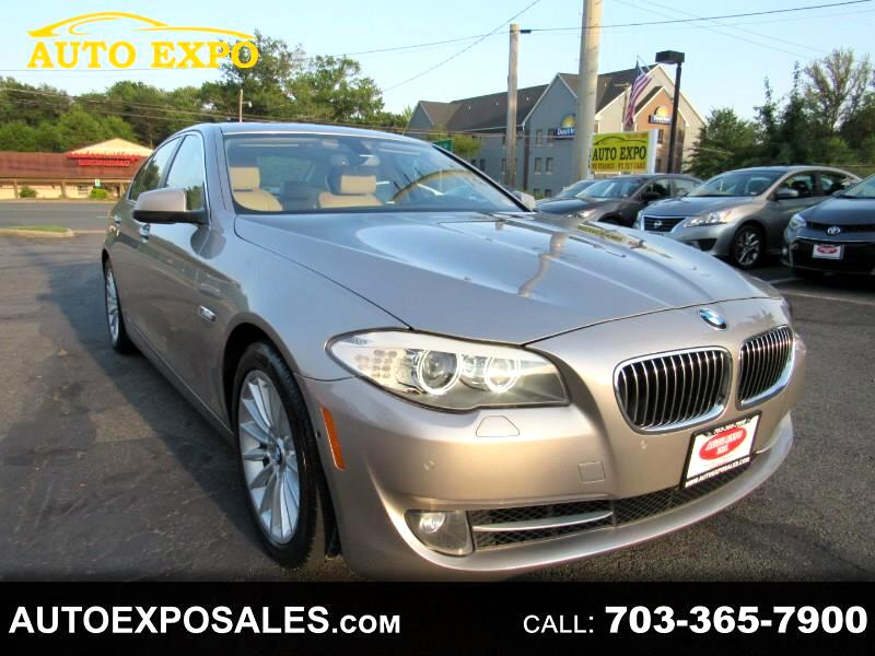 BMW 5-Series 535i xDrive 2013