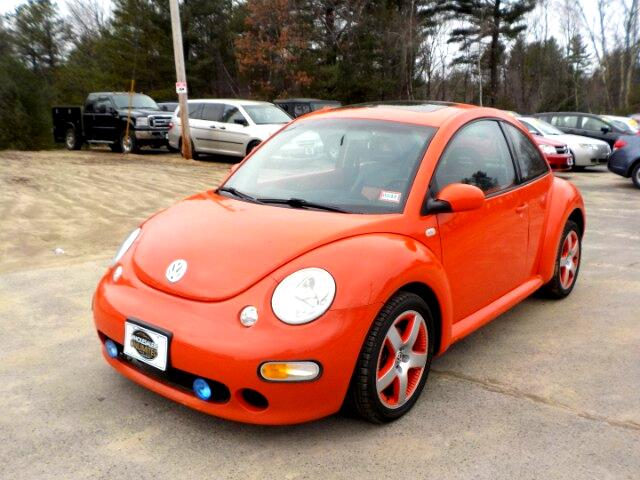 2002 Volkswagen New Beetle 2dr Cpe GLS Turbo Auto