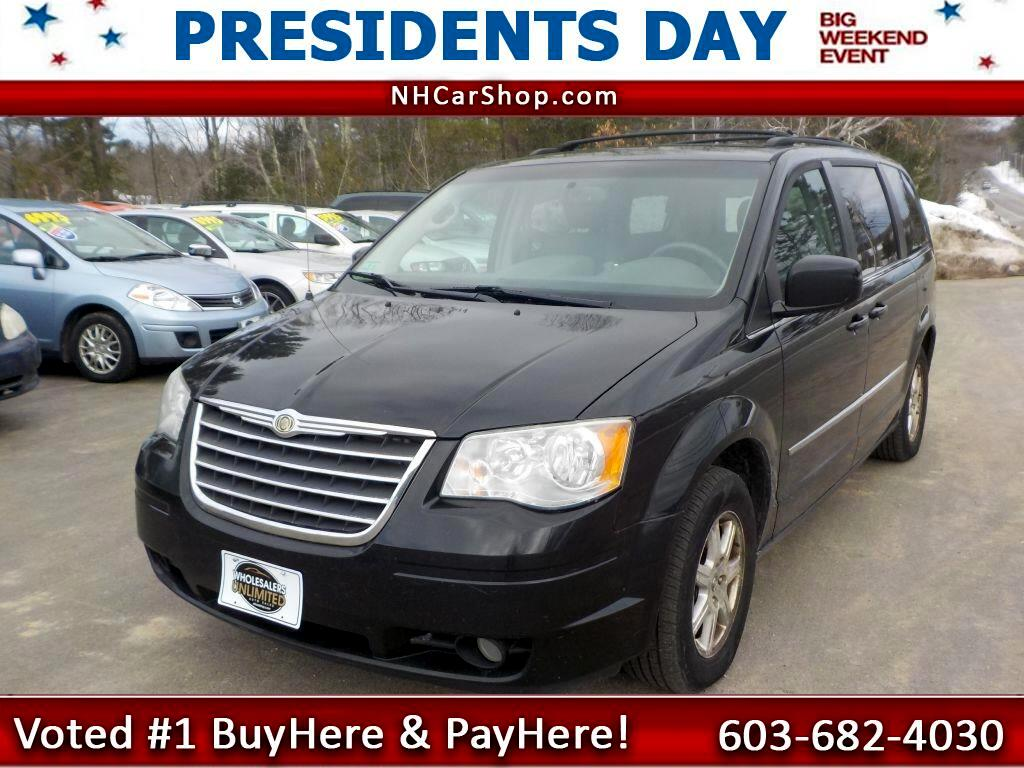 2009 Chrysler Town & Country 4dr Wgn Touring Plus