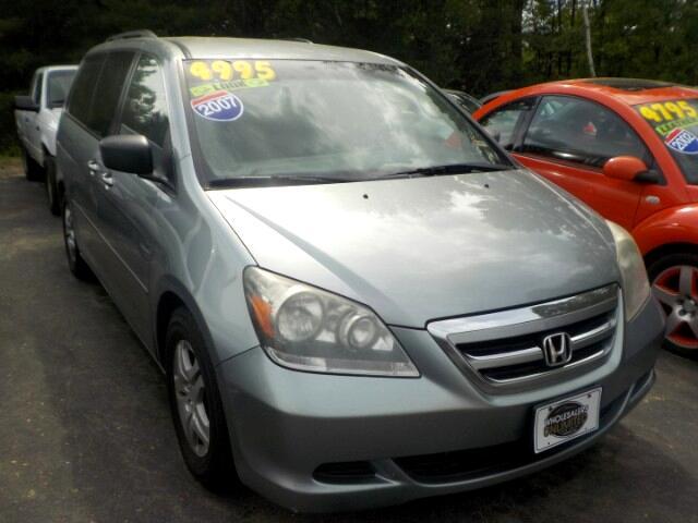 2007 Honda Odyssey 5dr EX-L AT