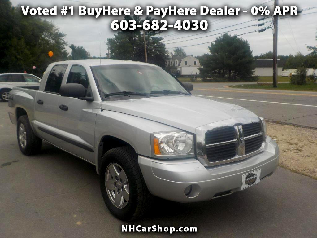 2006 Dodge Dakota SLT Plus Club Cab 4WD