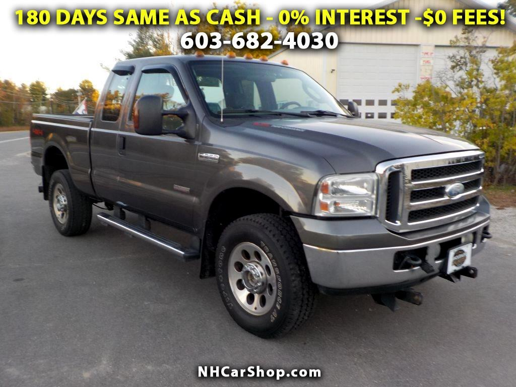 2005 Ford F-350 SD XL SuperCab 4WD