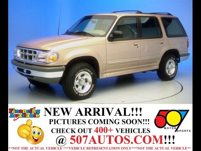 1998 Ford Explorer XLT 4-Door 4WD