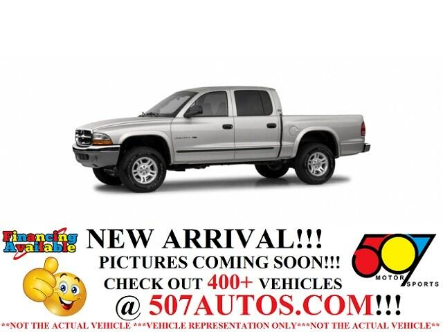 2002 Dodge Dakota SLT Quad Cab 4WD