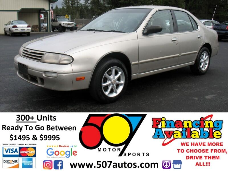 Nissan Altima XE 1997