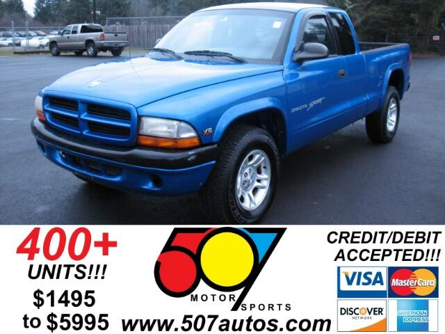 1998 Dodge Dakota Club Cab 4WD