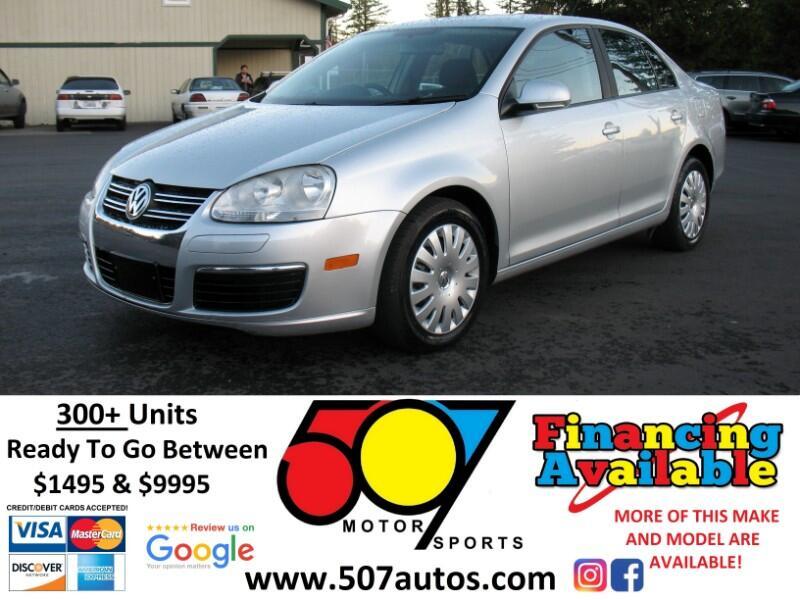 2007 Volkswagen Jetta Value Edition 2.5L
