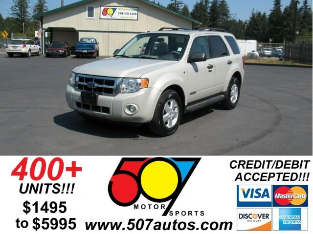 2008 Ford Escape XLT Sport