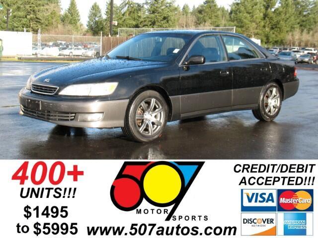 2001 Lexus ES 300 Sedan