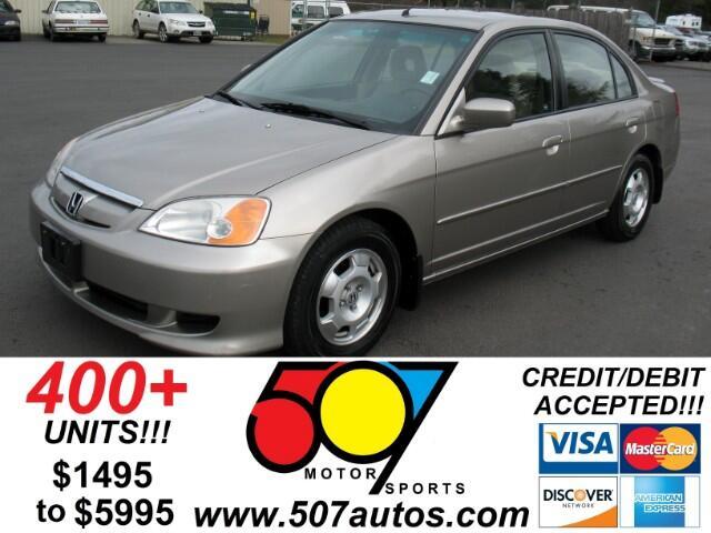 2003 Honda Civic Hybrid Sedan