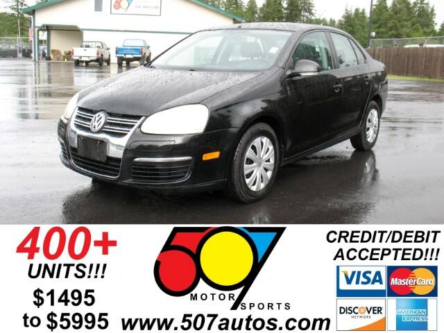 2006 Volkswagen Jetta Value Edition 2.5L